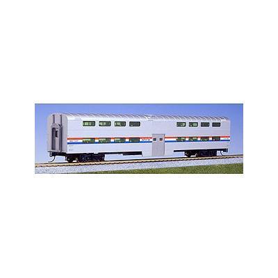 KATO アムトラック バイレベル客車 4窓コーチ フェーズ3 35-6031の商品画像