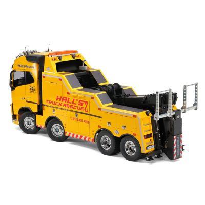 1/14RC ボルボ FH16 グローブトロッター 750 8x4 レッカートラック 56362の商品画像