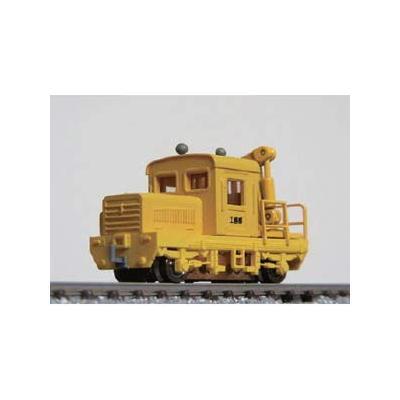 津川洋行 軌道モーターカーTMC100(動力付き)車体色:黄色 14013の商品画像