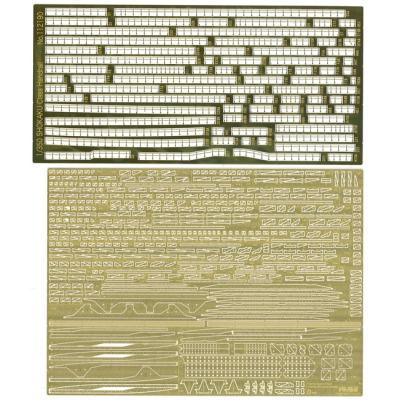 日本海軍航空母艦 翔鶴用 エッチングパーツセット (1/350スケール 1/350 艦船(フジミ) No.4 EX-101 600703)の商品画像