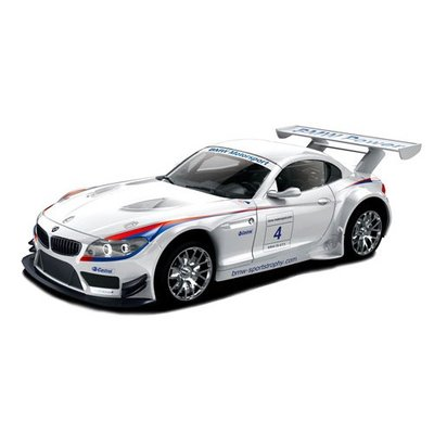 1/24RC BMW Z4 GT3 白の商品画像