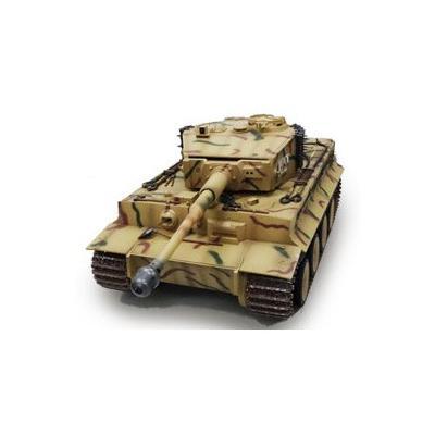 1/16RC ドイツ重戦車 タイガーI 2.4GHz 赤外線バトルシステム付きの商品画像