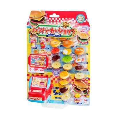 わくわくいっぱい!ハンバーガーショップの商品画像