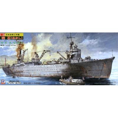 日本海軍 工作艦 明石 (1/700スケール スカイウェーブ W37)の商品画像