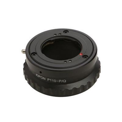 マウントアダプター P110-PQ (レンズ側ペンタックス110 ボディ側ペンタックスQ)の商品画像