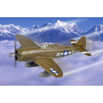 P-47D サンダーボルト レイザーバック (1/72スケール エアクラフト 80283)の商品画像