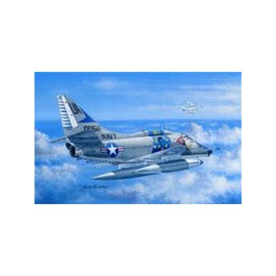 A-4E スカイホーク (1/48スケール 81764)の商品画像