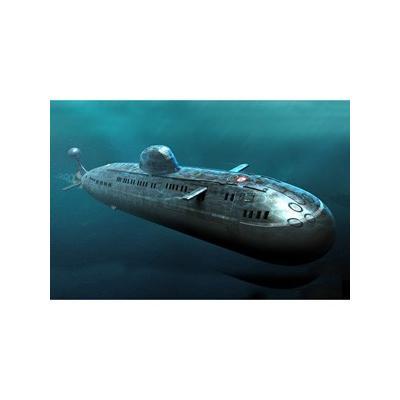 ソビエト海軍 ヴィクターIII型(671RTMK型)潜水艦 (1/350スケール 潜水艦 83529)の商品画像