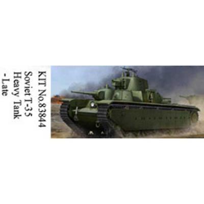 ソビエト T-35 重戦車 後期型 (1/35スケール ファイティングヴィークル 83844)の商品画像
