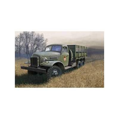 ロシア ZIS-15軍用トラック (1/35スケール ファイティングヴィークル 83845)の商品画像