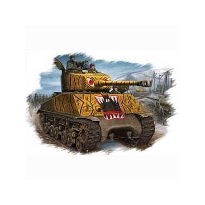 M4A3 E8 シャーマン 朝鮮戦争 (1/48スケール ファイティングヴィークル 84804)の商品画像