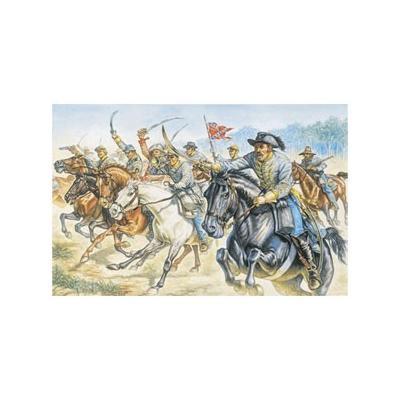 南北戦争 南軍 騎兵 (1/72スケール IT6011)の商品画像