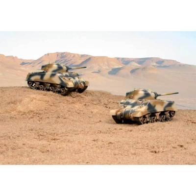 M4A2 シャーマン3 2台セット (1/72スケール 7511)の商品画像