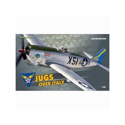 P-47D `Jugs over Italy` (1/48スケール リミテッドエディション EDU1180)の商品画像