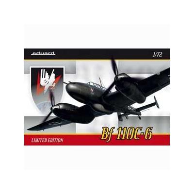 Bf110C-6 (リミテッドエディション) (1/72スケール リミテッドエディション EDU2115)の商品画像