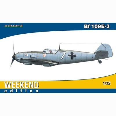 Bf109E-3 (1/32スケール ウィークエンドエディション EDU3402)の商品画像