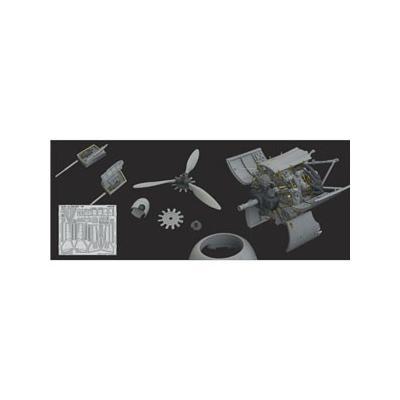 Fw190A-8/R2 アドバンスドパーツセット (エデュアルド用) (1/48スケール BIG SIN EDUSIN64860)の商品画像