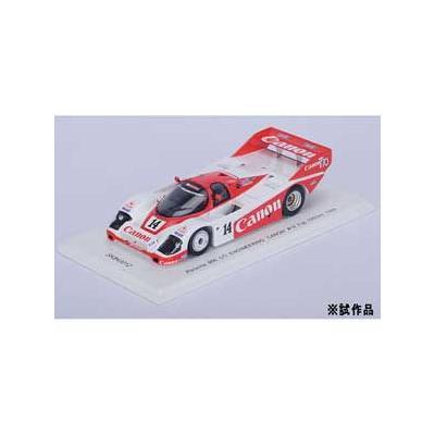 Porsche 956 #14 GTi ENGINEERING `Caノン` #14 Fuji 1000km 1984 J.Lammer/J.Plmar (1/43スケール SKB43012)の商品画像