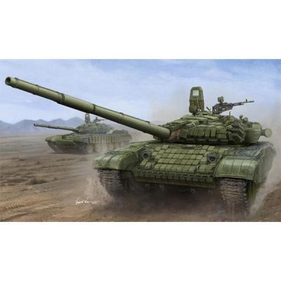 ソビエト軍 T-72B/B1 主力戦車 (1/16スケール 00925)の商品画像