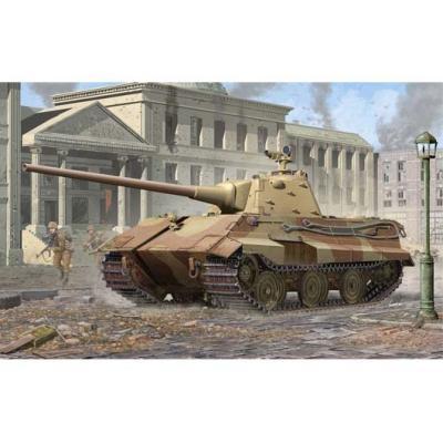 ドイツ軍 E-50中戦車 パンターII (1/35スケール AFV 01536)の商品画像