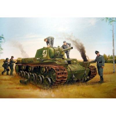 ソビエト軍 KV-8重戦車 (1/35スケール AFV 01565)の商品画像