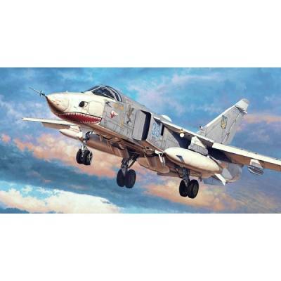 ロシア空軍 Su-24MR フェンサーE (1/72スケール 01672)の商品画像