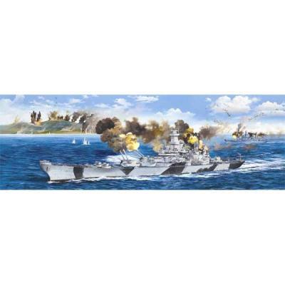 アメリカ海軍 戦艦 BB61 アイオワ (1/200スケール 03706)の商品画像