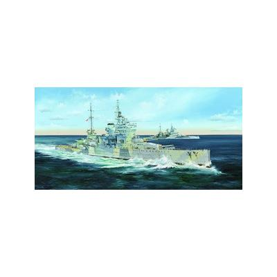 イギリス海軍戦艦 HMS クィーン エリザベス (1/350スケール 戦闘艦艇 05324)の商品画像