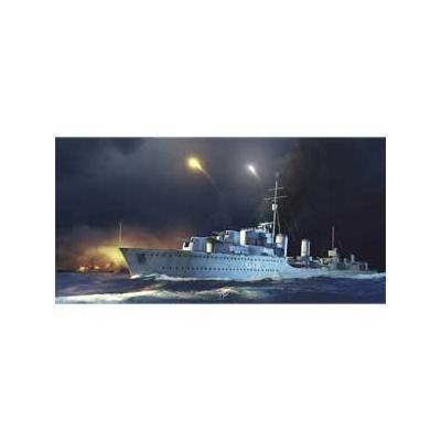 イギリス海軍 駆逐艦 HMS ズールー 1941 (1/350スケール 05332)の商品画像