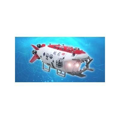 中国 有人深海 潜水艇 蛟竜 (1/72スケール 07303)の商品画像