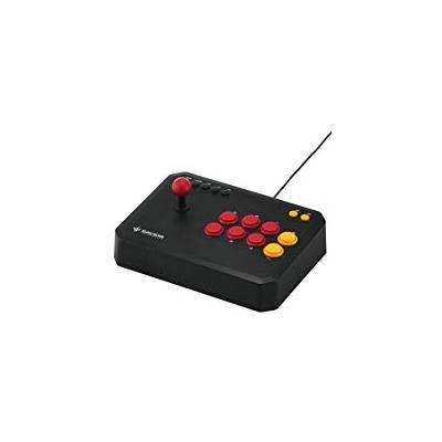USBアーケードスティックPC/PS3対応 13ボタンタイプ BSGPAC01BKの商品画像
