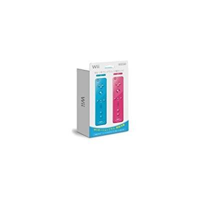 Wiiリモコンプラス 2個セットの商品画像