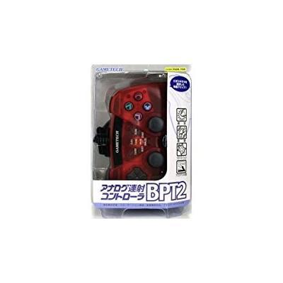 PlayStation2専用 アナログ連射コントローラBPT2 レッドの商品画像