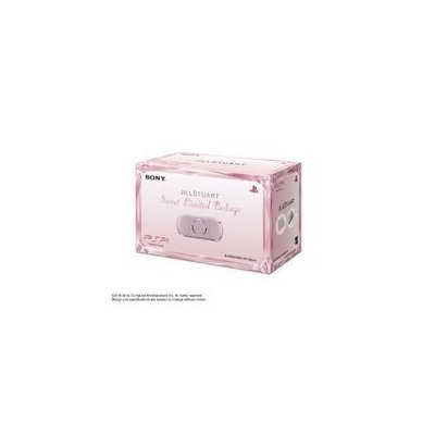 PSP JILLSTUART Sweet Limited Package PSPJ-30015の商品画像