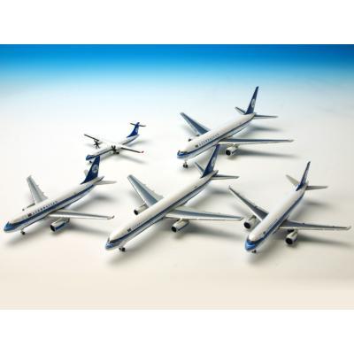 アゼルバイジャン航空 5機セット ATR-72 A319 A320 B757-20 (1/500スケール 9802)の商品画像