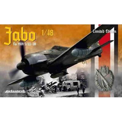 「ヤーボ!」 Fw190A-5 リミテッドエディション (1/48スケール リミテッドエディション(エデュアルド) EDU11131)の商品画像
