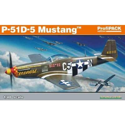 P-51D-5 プロフィパック (1/48スケール ProfiPACK EDU82101)の商品画像