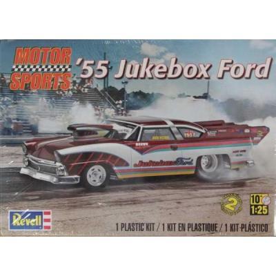1955 ジュークボックス フォード (1/25スケール 4036)の商品画像