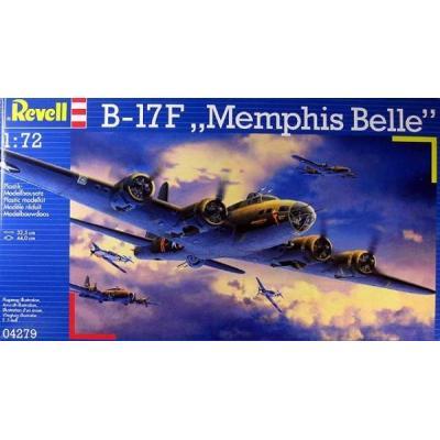 B-17F メンフィス ベル (1/72スケール 04279)の商品画像