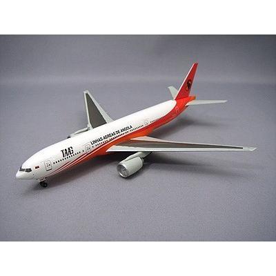 アンゴラ航空 D2-TEE 777-200 (1/400スケール ダイキャスト製エアプレーンモデル 55194)の商品画像