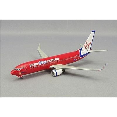 ヴァージンブルー 737-800 (1/400スケール ダイキャスト製エアプレーンモデル 56180)の商品画像