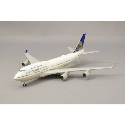 747-400 ユナイテッド航空 `747 Farewell flight` N118UA (1/500スケール 531306)の商品画像