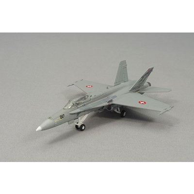 F/A-18C スイス空軍 F-18デモチーム (1/200スケール 554718)の商品画像