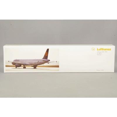 A321 ルフトハンザドイツ航空 `Bingen` 25 years ランディングギア・スタンド付属 (1/200スケール LH52)の商品画像