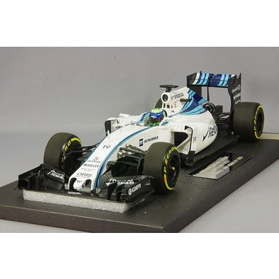 ウィリアムズ マルティニ レーシング メルセデス FW37 F.マッサ アブダビGP 2015 (1/18スケール MINICHAMPS 117150119)の商品画像