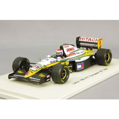 Lotus 109 No.11 European GP 1994 Eric Bernard (1/43スケール S1678)の商品画像
