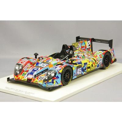 Morgan-Nissan OAK Racing No.45 Le Mans 2013 (1/18スケール 18S096)の商品画像