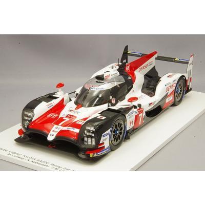 TOYOTA TS050 HYBRID No.7 TOYOTA GAZOO Racing 2nd 24H Le Mans 2018 (1/18スケール 18S341)の商品画像