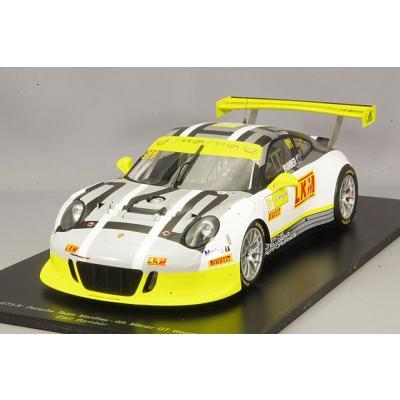 Porsche 911 GT3 R No.911 4th Macau GT World Cup 2016 Earl Bamber (1/18スケール 18SA007)の商品画像
