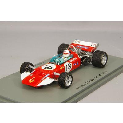 Surtees TS7 No.18 US GP 1970 Derek Bell (1/43スケール S5401)の商品画像